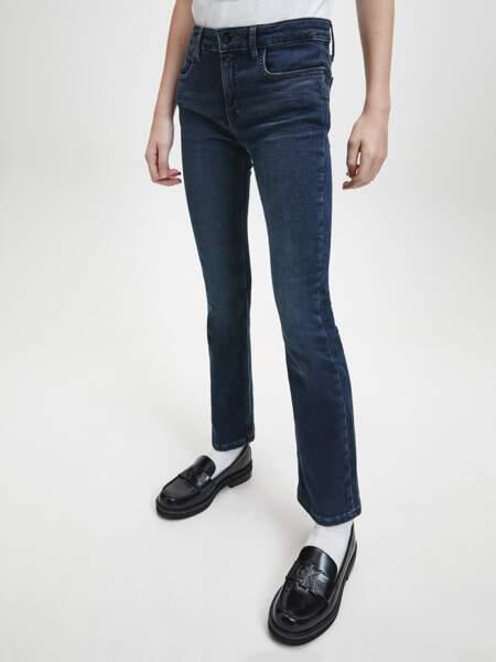 Jean flare - Calvin Klein, 70€