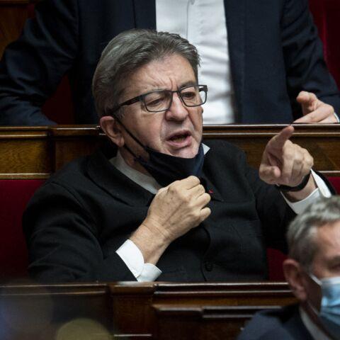 «L'éborgneur»: Christophe Castaner épinglé par Jean-Luc Mélenchon