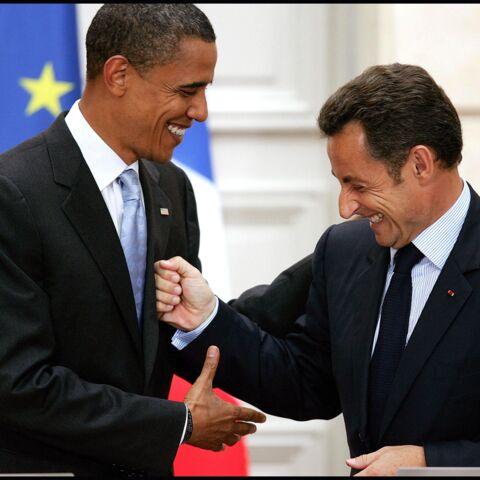 «Nicolas Sarkozy bombe le torse comme un coq»: Barack Obama moqueur