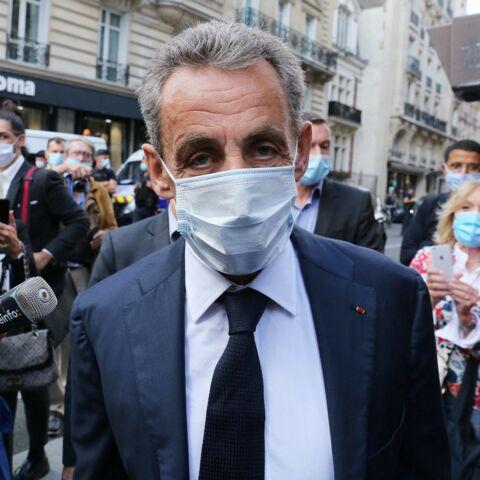 «C'est malhonnête», Nicolas Sarkozy énervé face à Ruth Elkrief