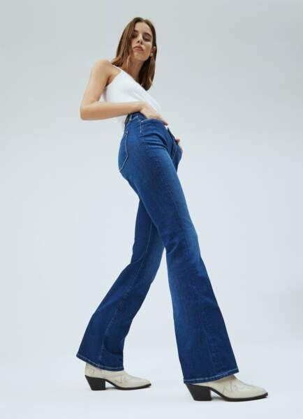 Jean flare - Pepe Jeans, 95€