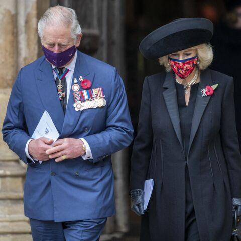 Le prince Charles et Camilla masqués mais pas confinés pour une visite royale à Berlin