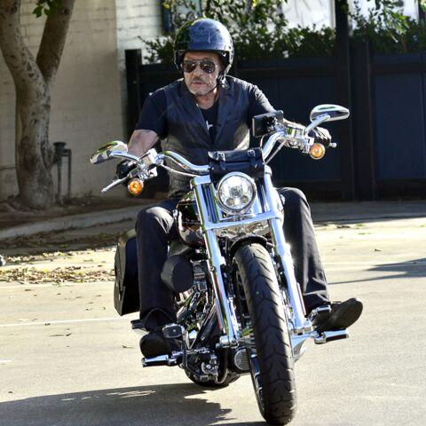 Johnny Hallyday généreux:  cette drôle d'anecdote au sujet d'une moto