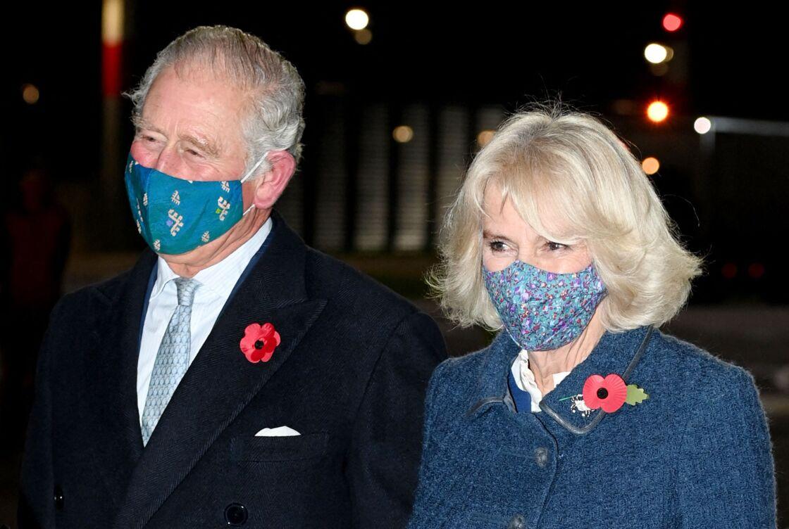 Prince Charles et Camilla Parker-Bowles