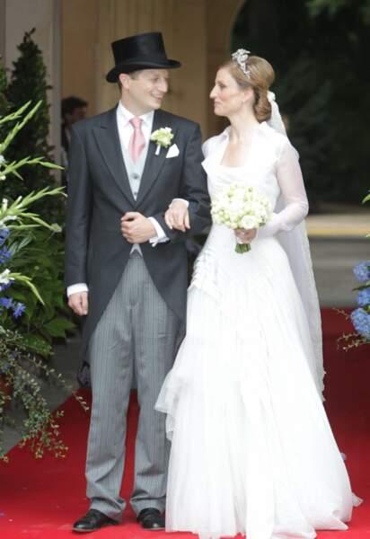 Les fiançailles du prince Georg Friedrich et de la princesse Sophie