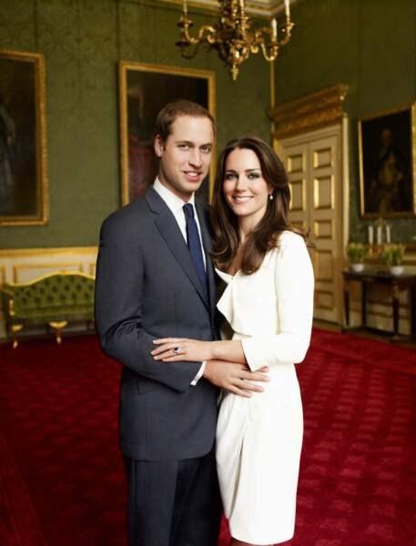 Les fiançailles du Prince William et de Kate Middleton