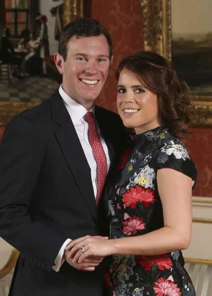 Les fiançailles de la princesse Eugenie et Jack Brooksbank