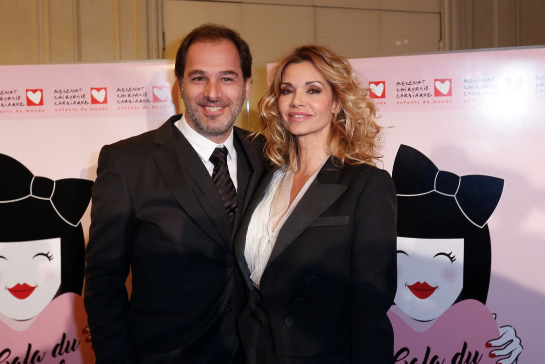 Ingrid Chauvin et Thierry Peythieu
