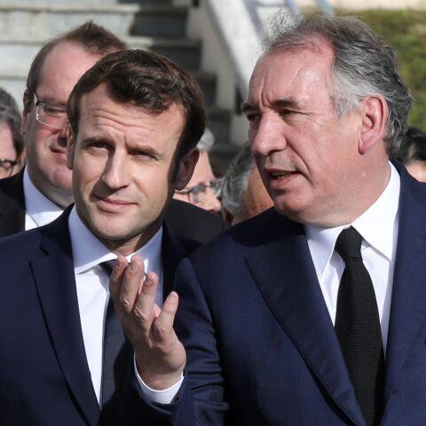 Emmanuel Macron marche sur des oeufs pour ne pas froisser François Bayrou…