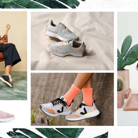Mode green: craquez pour des baskets éthiques respectueuses de la planète