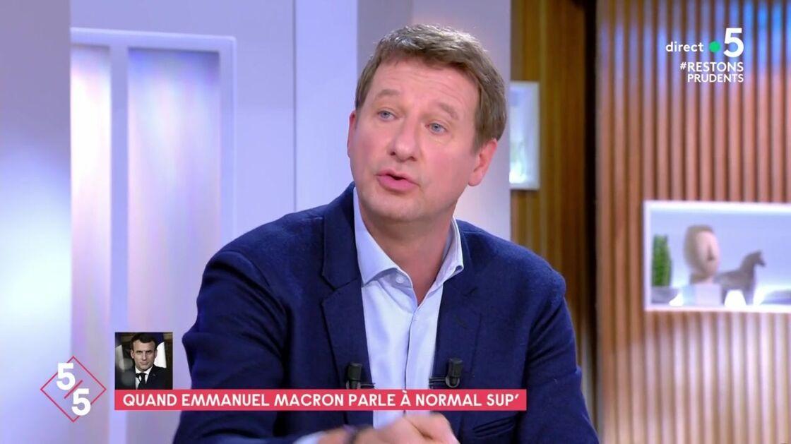 Yannick Jadot a critiqué la formule dans C à Vous sur France 5 le 17 novembre 2020