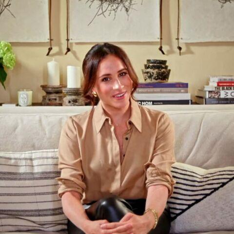 PHOTOS – Meghan Markle: son look toujours plus décontracté depuis le Megxit