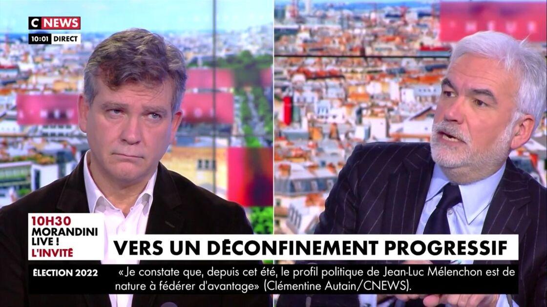 Arnaud Montebourg, dans L'heure des pros, ce mercredi 18 novembre 2020