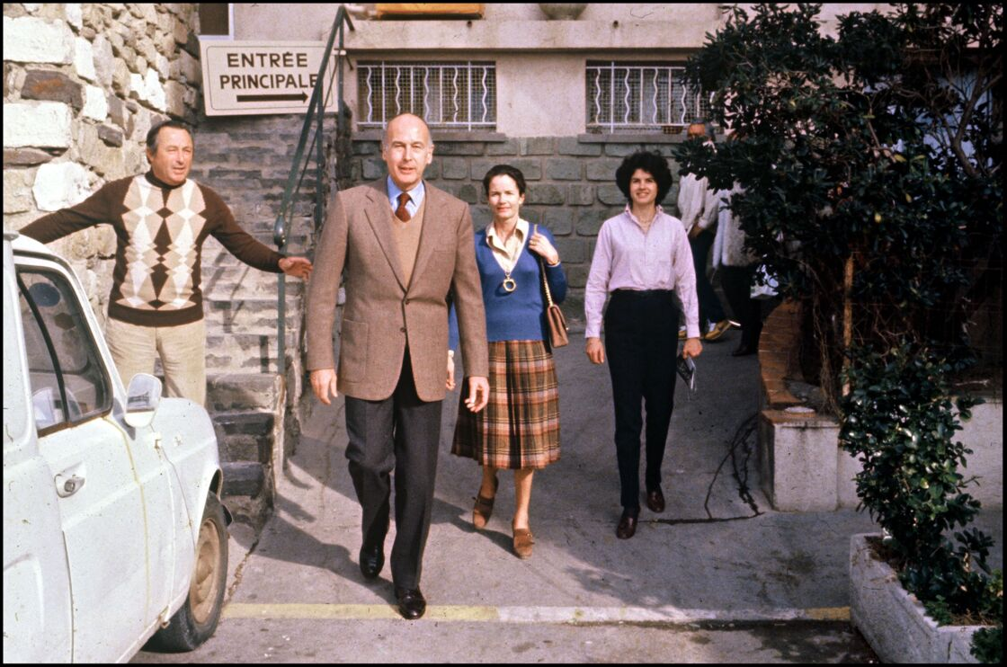 Avant même son ascension à l'Élysée, le couple de Valéry Giscard d'Estaing semblait battre de l'aile.