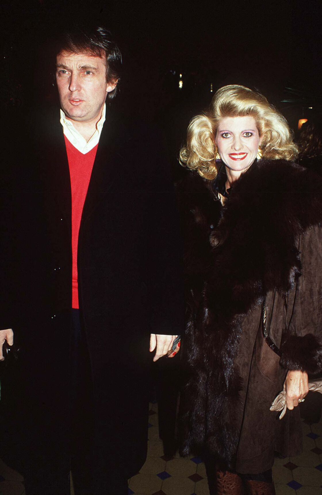 Mariés pendant près de quinze ans, Donald et Ivana Trump ont eu trois enfants ensemble