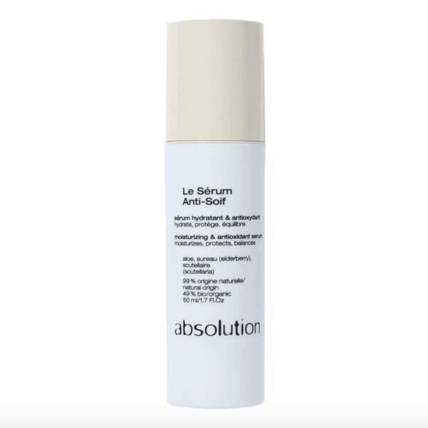 Le Serum Anti-Soif, Absolution, 35€
