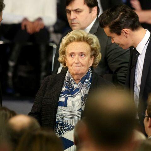 Bernadette Chirac: sa «dépression terrible» après la mort de sa fille Laurence