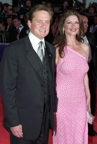 Après 13 ans de mariage, Michael Douglas et Catherine zeta jones annoncent leur rupture en 2013