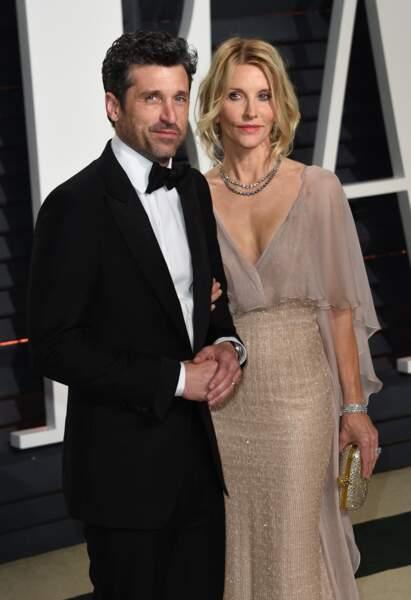 Patrick Dempsey et sa femme Jillian Fink ont annoncé leur divorce en 2015 avant de se réconcilier