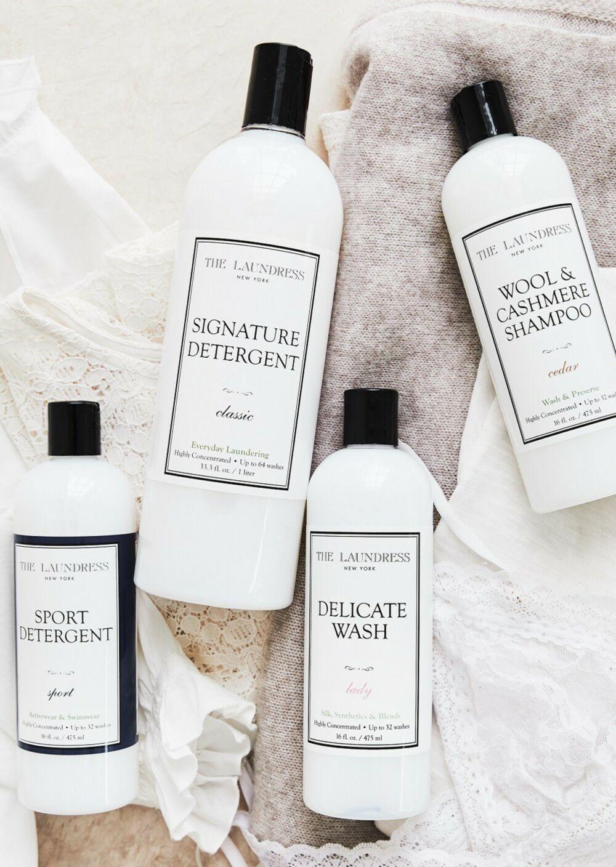 Kit d'entretien The Laundress idéal pour chaque particularité de lavage de mailles délicates