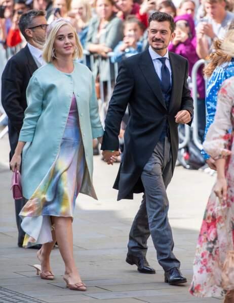 Aujourd'hui fiancés, Katy Perry et Orlando Bloom sont parents d'une petite fille prénommée Daisy