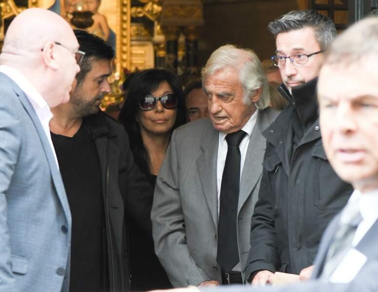 Séparés en 1989, Carlos Sotto Mayor et Jean-Paul Belmondo se sont récemment retrouvés