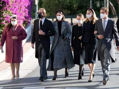 PHOTOS - La famille princière de Monaco réunie pour la fête nationale