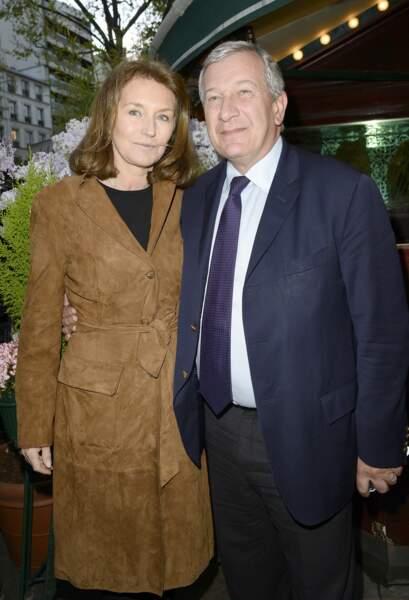 Après une liaison de quelques mois en 2005, Cécilia et Richard Attias se séparent pour mieux se retrouver en 2007