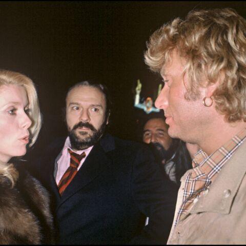 Johnny Hallyday et Catherine Deneuve amants? «C'est une légende», selon un proche du rockeur