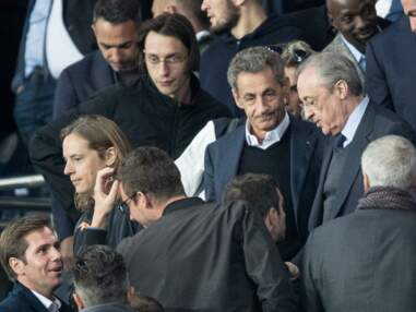 PHOTOS - Nicolas Sarkozy, père complice avec ses enfants Jean, Pierre, Louis et Giulia