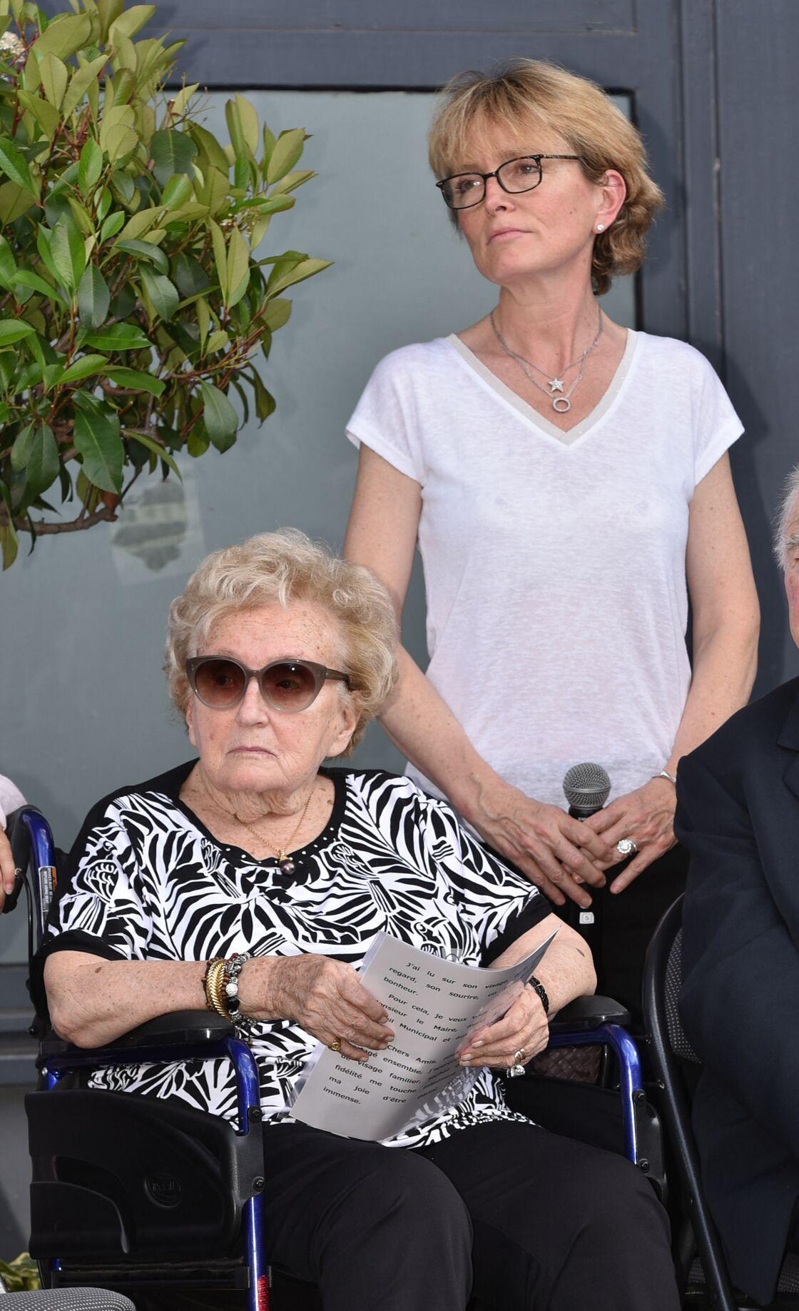 Bernadette et Claude Chirac en 2018