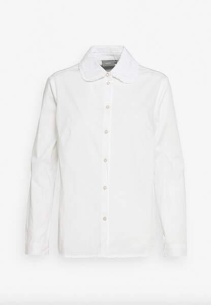 Chemise blanche, 26,95€, B.Young sur Zalando