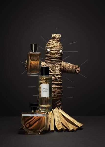 Fragrances occultes