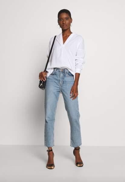 Chemise blanche, 25,99€, Esprit sur Zalando