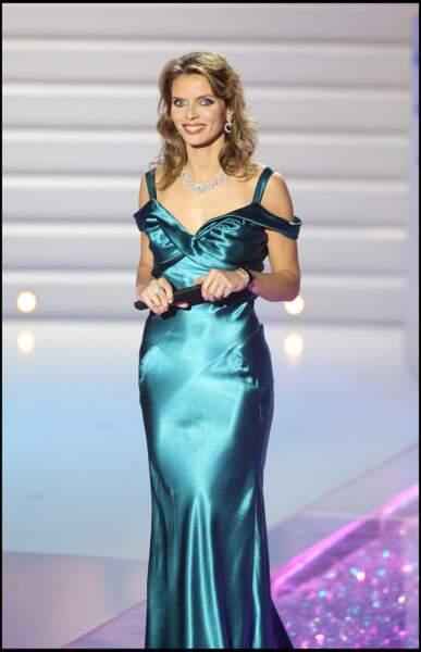 Sylvie Tellier sur scène