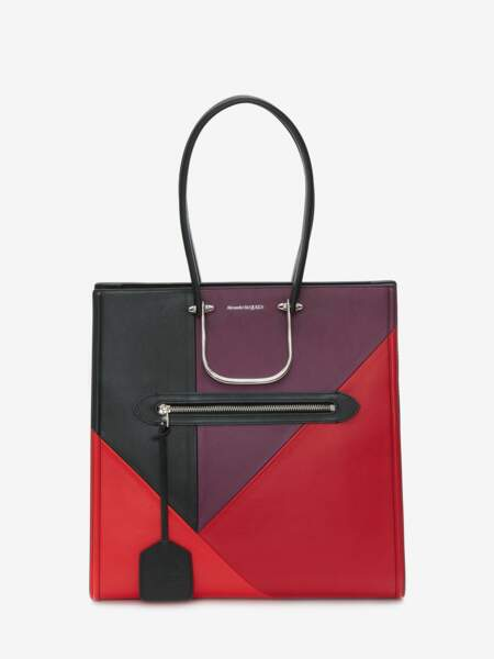 Nouveau sac Tall Story mutlicolore, 2 790 €, Alexander Mcqueen