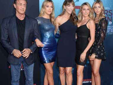 PHOTOS - Sylvester Stallone : qui sont ses sublimes filles Sophia, Sistine et Scarlet ?