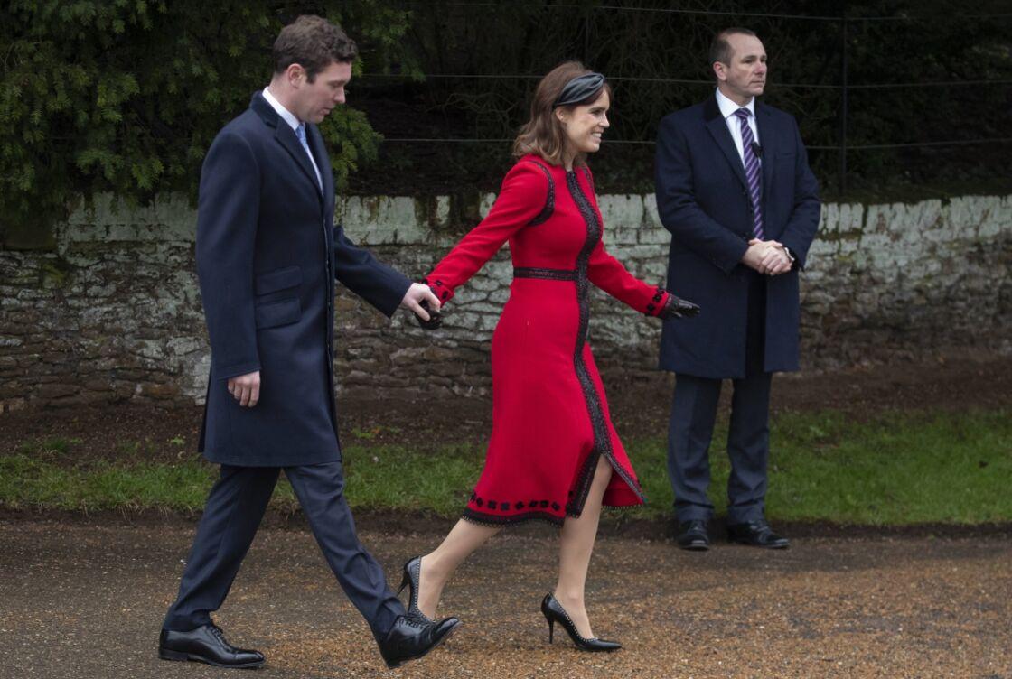 Eugenie d'York et son mari Jack Brooksbank ont emménagé à Frogmore Cottage début novembre 2020.