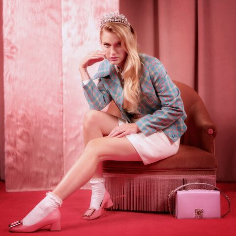 Camille Razat (Emily in Paris): « Les bijoux donnent une autre dimension à notre style »