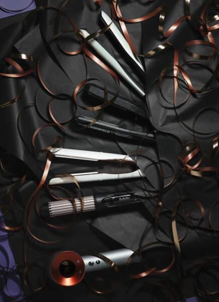 Les plus beaux outils pour des cheveux canons pour ce Noël 2020