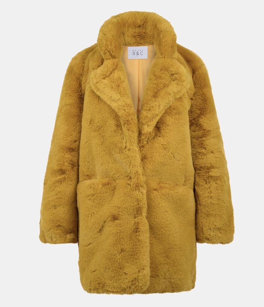 le manteau Chiara : l'icône de la marque  Maison R&C