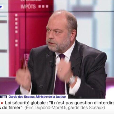 Éric Dupond-Moretti: «Je ne suis pas le paillasson sur lequel on s'essuie!»