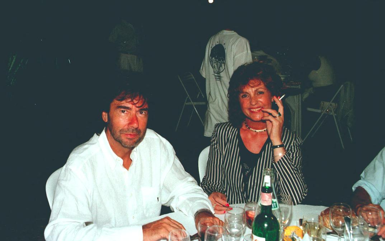 Chantal Nobel et Jean-Louis Julian, vingt ans après leur mariage en 1997