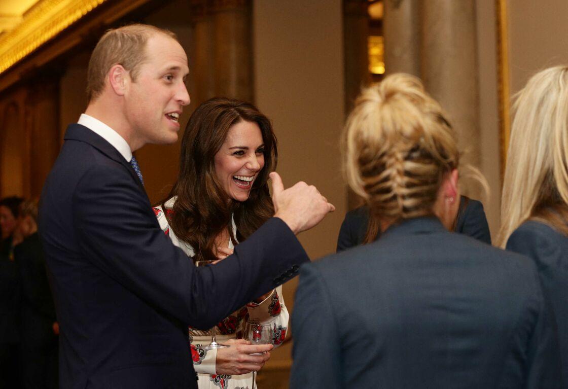 Kate Middleton et le prince Wiliam