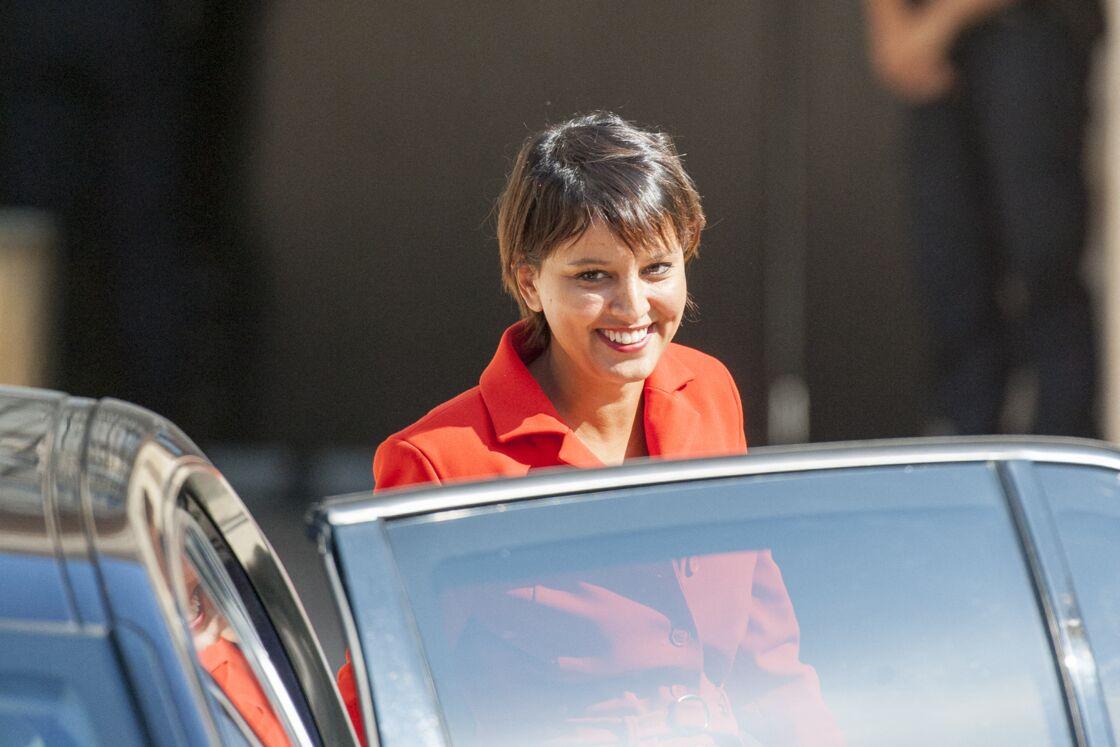 Depuis 2017, Najat Vallaud-Belkacem mène un quotidien loin des tumultes de la vie politique