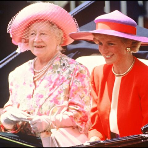 Le saviez-vous? Diana en a aussi bavé avec Queen Mum, la grand-mère de Charles
