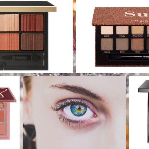 PHOTOS – 20 palettes de maquillage à (s')offrir à Noël