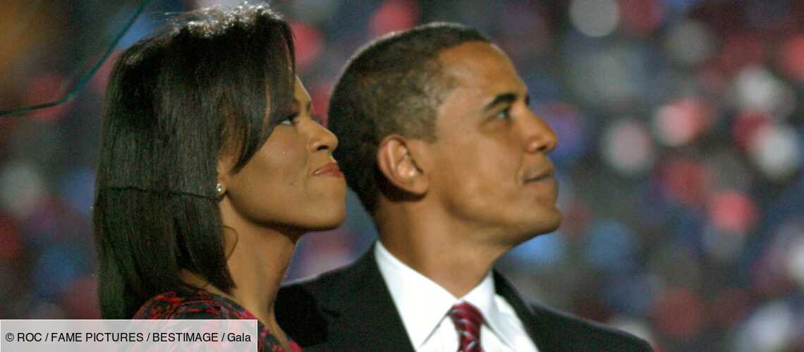 Barack et Michelle Obama : une « concurrente sérieuse » les menace - Gala