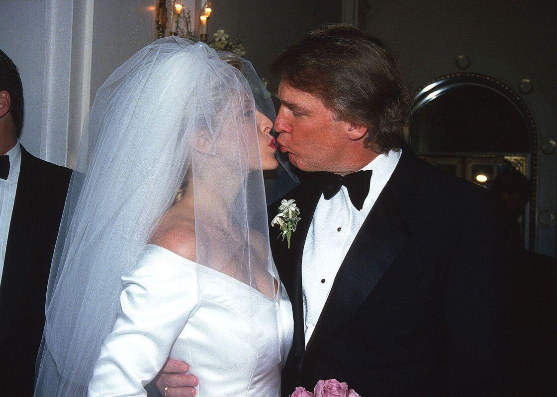 Donald Trump épousera sa maîtresse un an après son divorce avec Ivana Trump