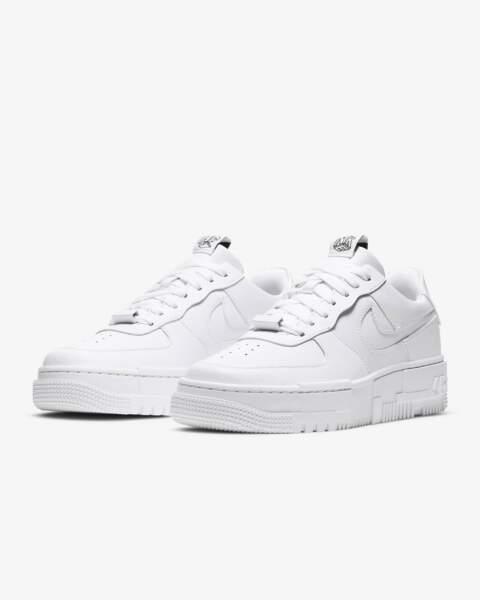 La Air Force 1 Pixel de Nike